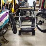 Huge milestone first rolling chassis