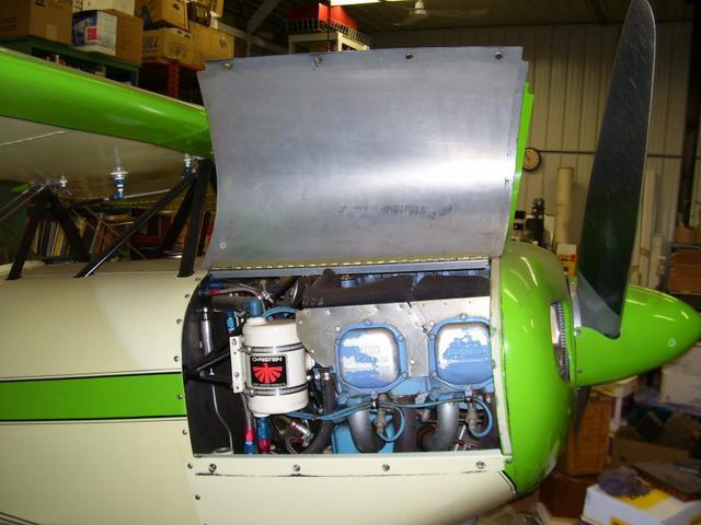 Pitts S1D Exhaust Header 02.jpg