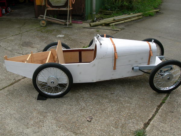 Wooden Pedal Car Plans Make A Simple Drafting Table