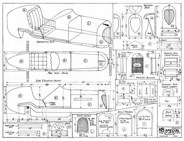 cyclekart plans  u0026 drawings thread  page 3    cyclekart