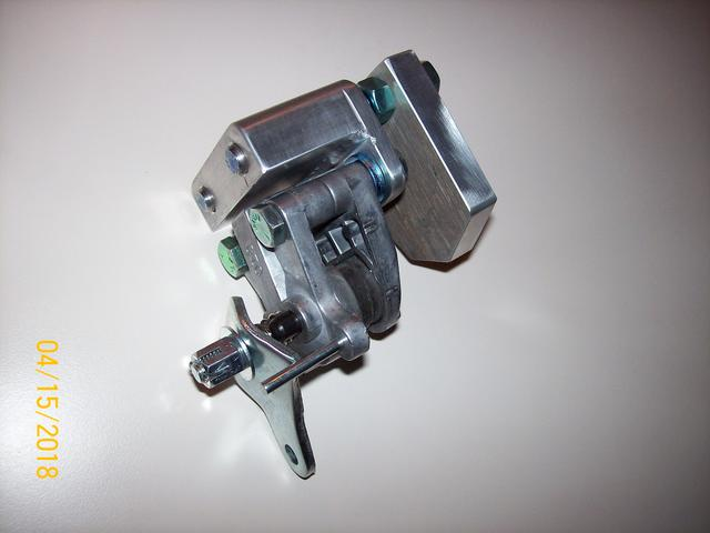 Stens Manual Disk Brake Caliper Floating Mount 01 .JPG