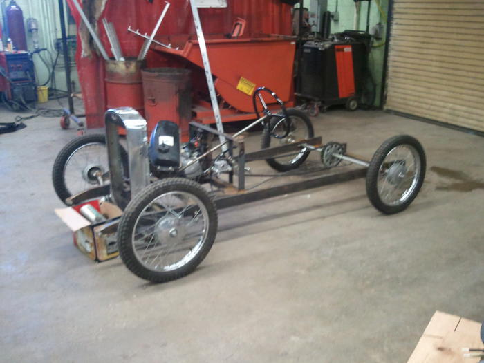 1931 CycleKart Replica