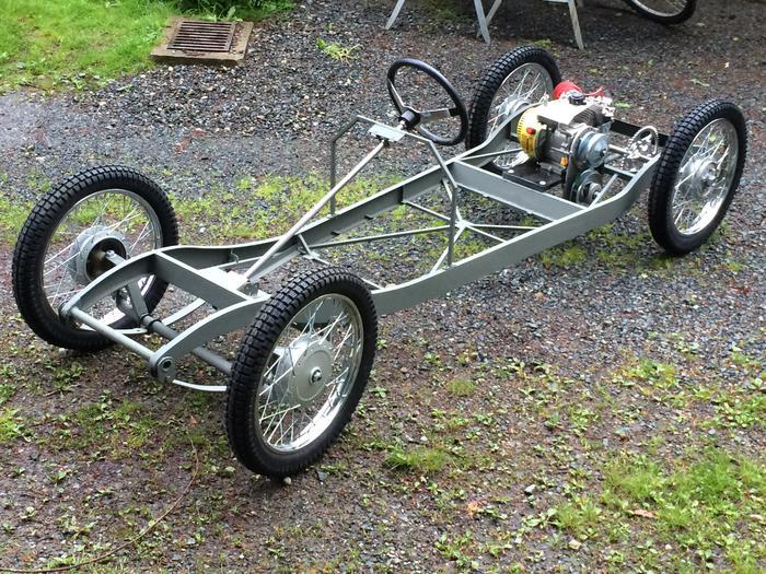 Grass Track Car Parts