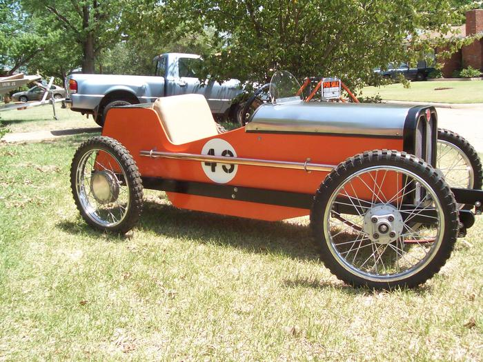 1933 CycleKart Custom