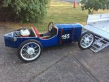 1929 CycleKart French French Blue Over Black Bob M