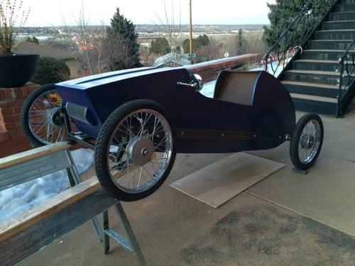 1960 CycleKart Race Car