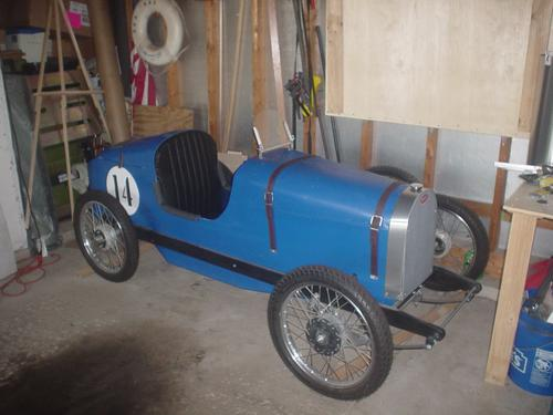 1928 CycleKart French