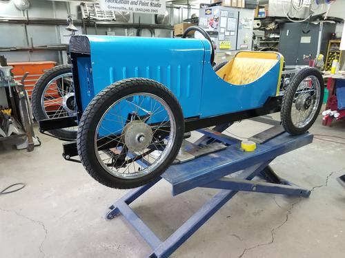 Used Cars Spartanburg Sc >> 1930 CycleKart French (AMILCARCK) : Registry : The ...