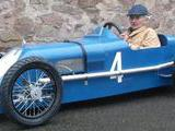 1926 CycleKart French Blue Wes Raynor