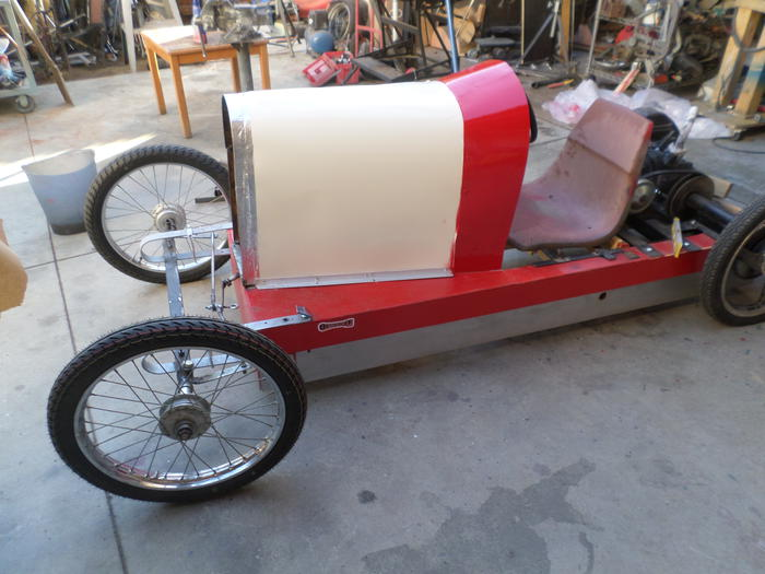 1925 CycleKart Custom